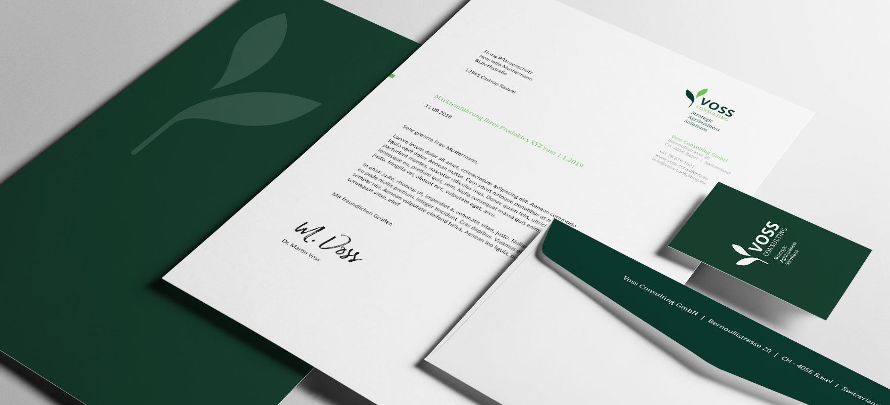 Voss Corporate Design