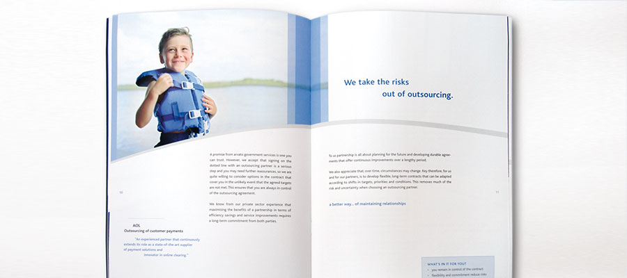 Corporate Brochure - Inside